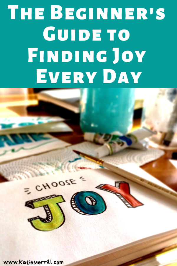 I love these easy quick ideas for feeling joy. Saving this for bad days.
