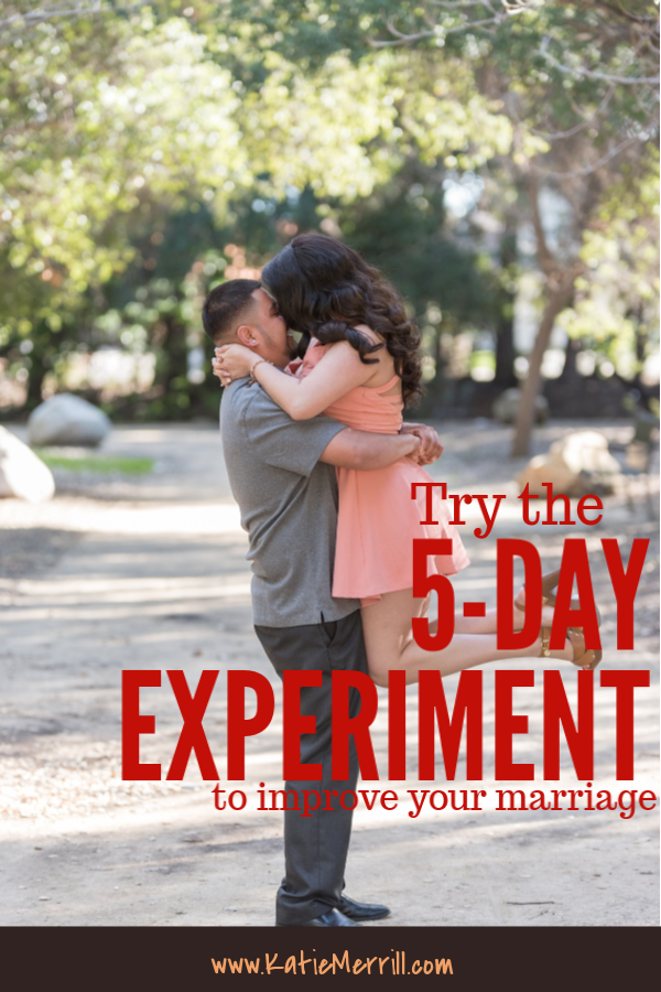 I really want to have a great marriage but I don't know where to start and it seems overwhelming! I love this simple 3 step plan to improve my marriage starting TODAY!