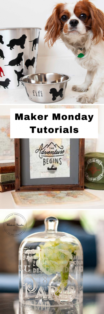 Maker Monday tutorials and Facebook lives are a great way to learn new crafting techniques with master artisan, Amy Howard. It almost makes Monday my favorite day of the week #amakersstudio #imperfectartisan #makermondays #diy #diycrafts #diyhomedecor #reuseandrepurpose